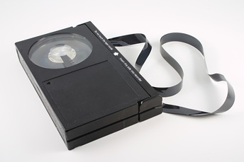Betamax Video Tapes: the Format That Could Have Been Without VHS
